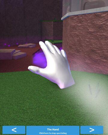 The Hand Roblox Deathrun Wiki Fandom