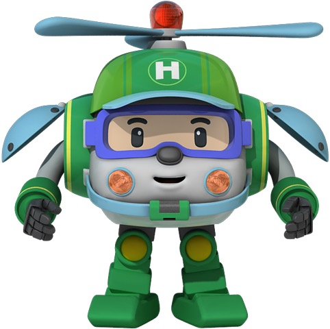 Helly character robocar poli wiki fandom powered by wikia - Robocar poli heli ...