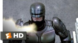 RoboCop (6 11) Movie CLIP - Cocaine Factory Shootout (1987) HD