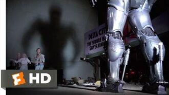 RoboCop (3 11) Movie CLIP - Your Move, Creep (1987) HD