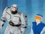 RoboCop protagonists