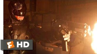 RoboCop (2014) - He Leaves Alive, You Don't Scene (7 10) Movieclips