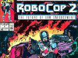 RoboCop Comics