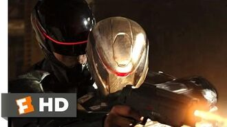 RoboCop (2014) - I've Been Through A Lot Scene (3 10) Movieclips