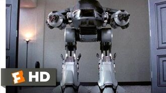 RoboCop (1 11) Movie CLIP - It's Only a Glitch (1987) HD