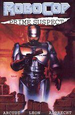 RoboCop Prime Suspect TPB