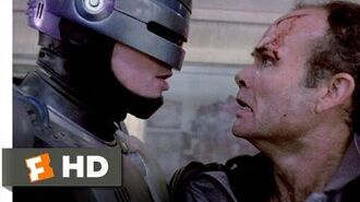 RoboCop (7 11) Movie CLIP - You Are Under Arrest (1987) HD