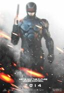 Robocop remake fan movie poster 1