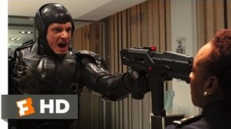 RoboCop (2014) - Bad Cop, RoboCop Scene (8 10) Movieclips