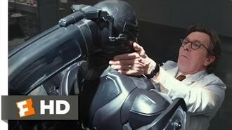 RoboCop (2014) - Emotional Overload Scene (4 10) Movieclips