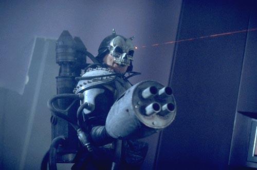 Robocop Prime Directives Adult Tank Top