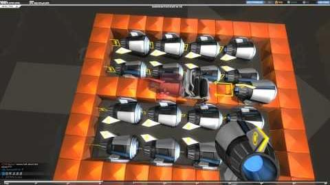Uber Warp Drive - Basic Build + Flight Tutorial - Robocraft