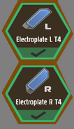 T4 Electroplates