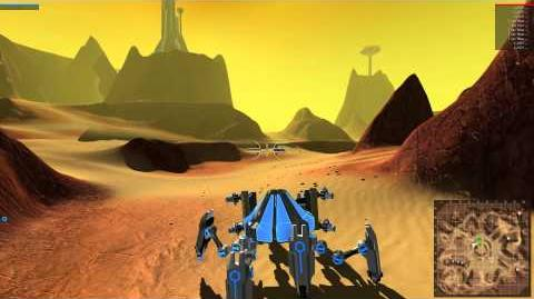 ROBOCRAFT Shielded Walker! NEW LEGS AND GUNS!
