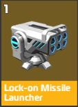Lock-on Missle Launcher-Icon