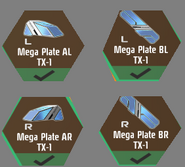 TX-1 Electroplates