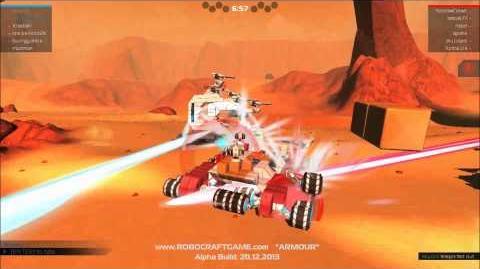 ROBOCRAFT - Game Trailer (Alpha)