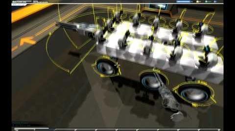 Robocraft серия 6 - кровать, черепаха, коробка