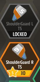 Shoulder Guards
