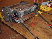 Agsma as it appeared at BattleBots