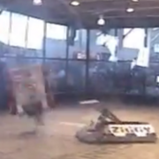 Ziggy flips Sewer Snake