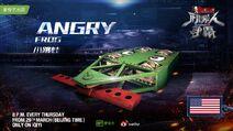 Angry Frog