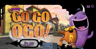 Robot Monster Go Go Ogo Play Kids Games Nick Games