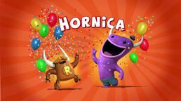 Hornica titlecard