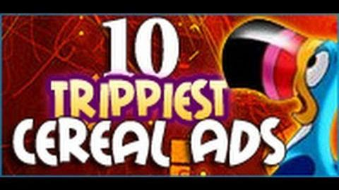 Trippy Cereal Ads