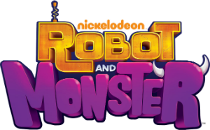 Robot and Monster logo