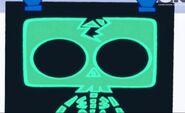 Tommy's Skull