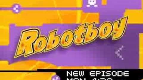 YTV Promo - Robotboy (2005)