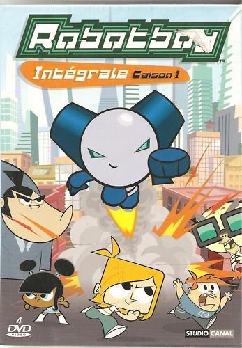 Robotboy DVD: Integrale Saison 1 | Robotboy Wiki | Fandom
