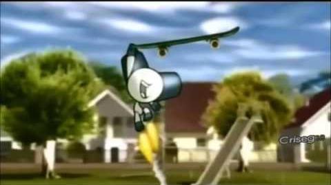 The Cartoon Network School bumper