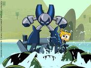 Robot--8-