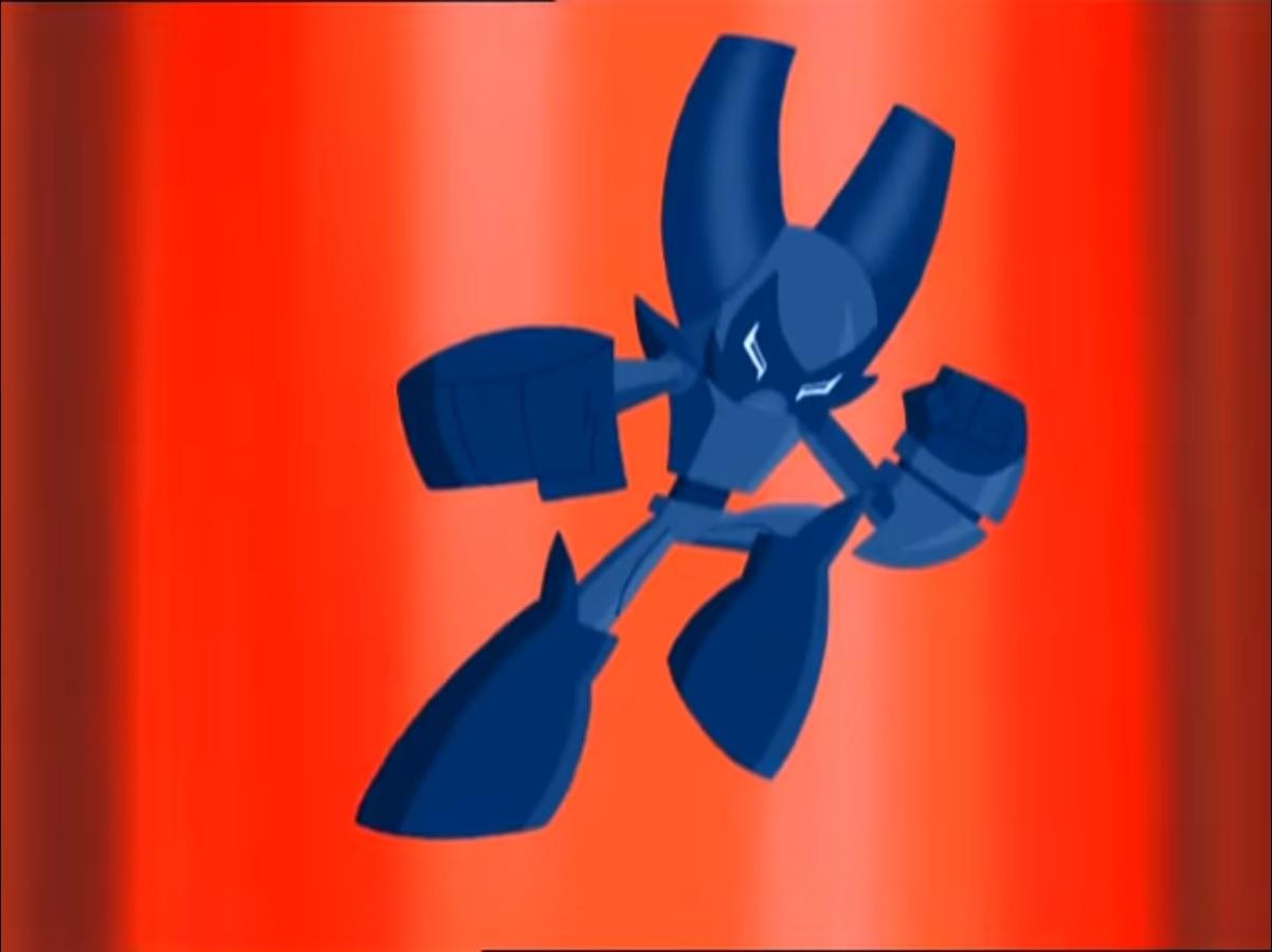robotboy u0026 39 s superactive mode