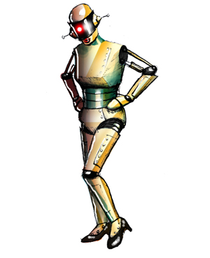 Trophybot