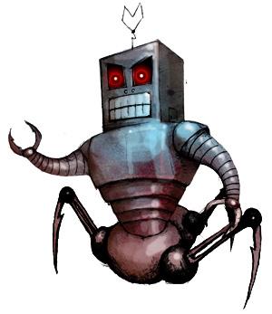 Insanobot