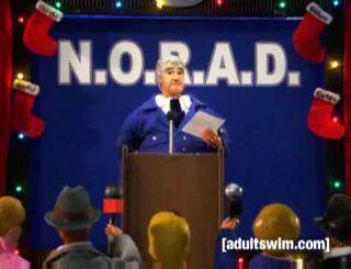 NORAD Shoots Down Santa