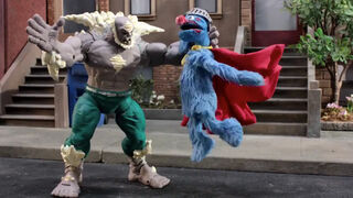 Save Us, Super Grover!