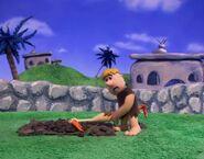 Burying Fred