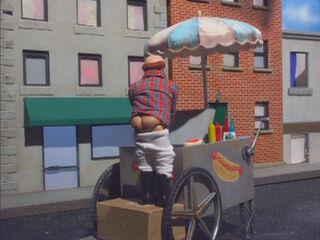 Street Vendor Nightmare