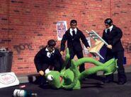 Death of Kermit