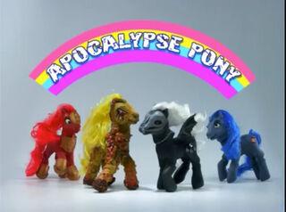 Apocalypse Pony