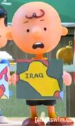 Charlie Brown Iraq
