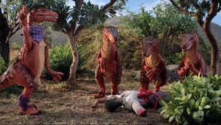 Velociraptor Practice