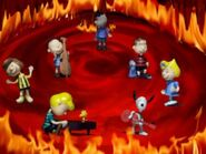 Peanuts in hell