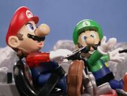 Mario Luigi Cart