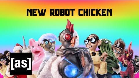 Season 8 Returns March 13th Robot Chicken Adult Swim