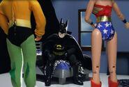 Confronting Batman